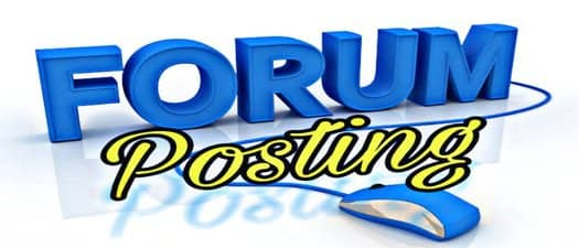 How to do Forum Posting for SEO in 2019 | Included List of