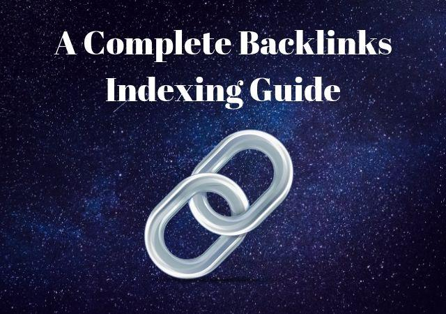 index backlinks fast in Google